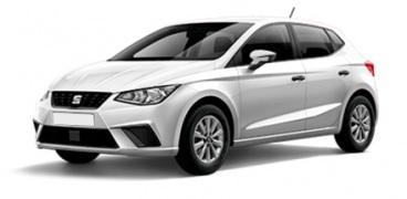 Seat Ibiza - wypożyczalnia aut