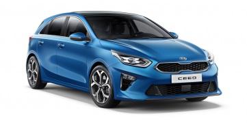 Kia Ceed - Wynajem samochodów